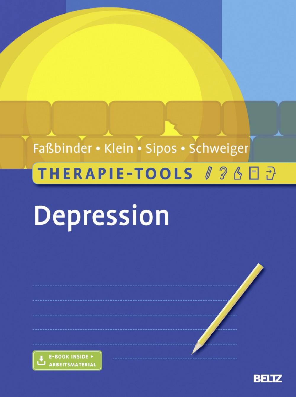 Therapie-Tools Depression - Mit E-Book inside und Arbeitsmaterial ...
