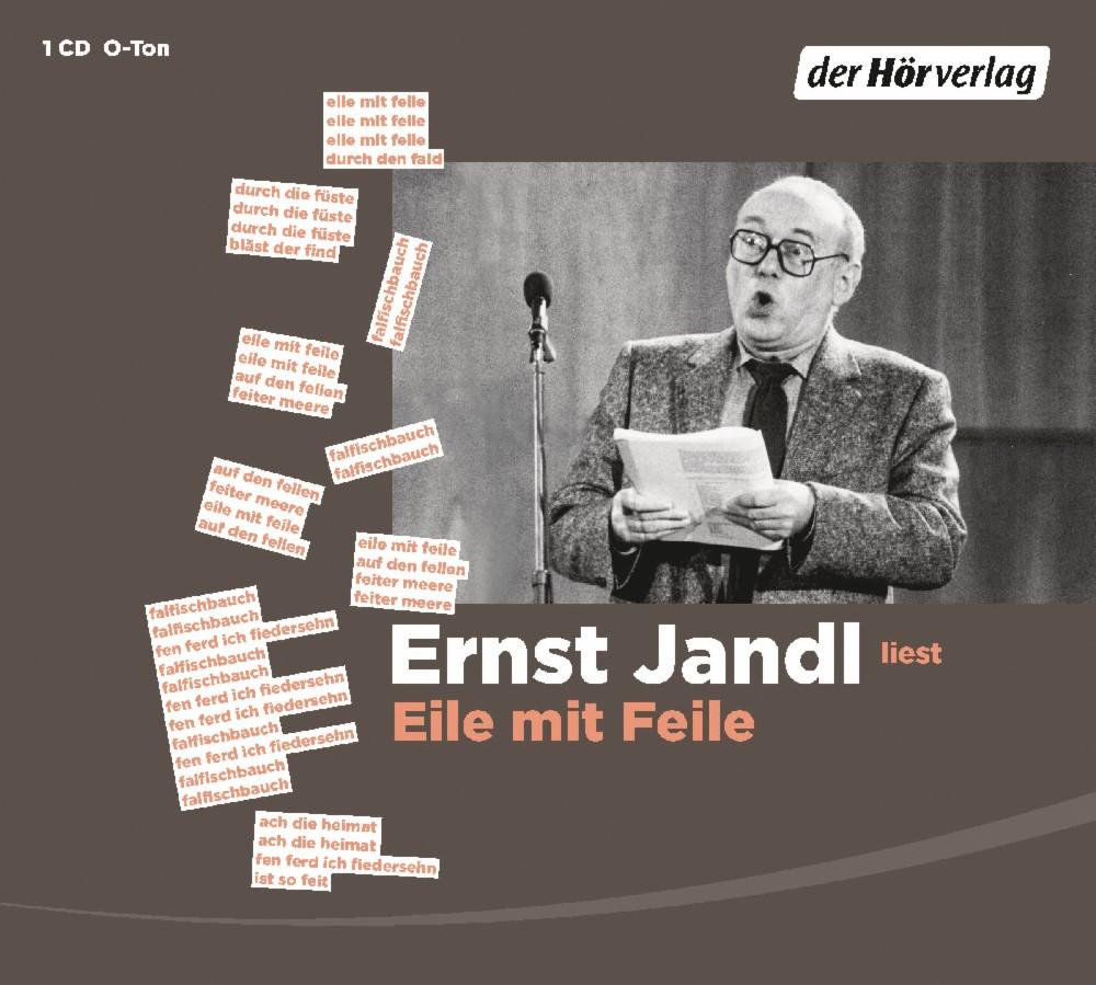 Eile Mit Feile Ernst Jandl