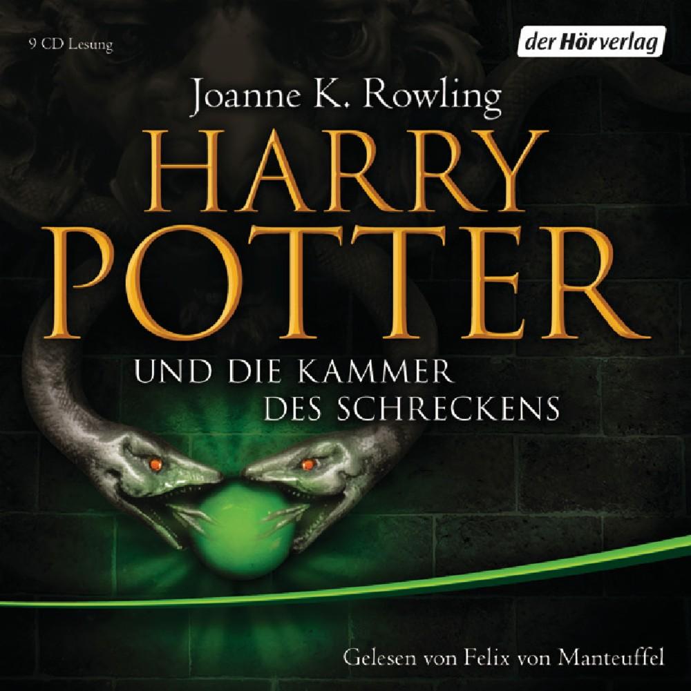 Harry Potter 2 Und Die Kammer Des Schreckens Ausgabe Für Erwachsene