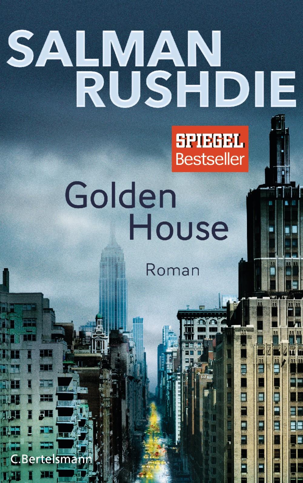 Salman Rushdie, Golden House