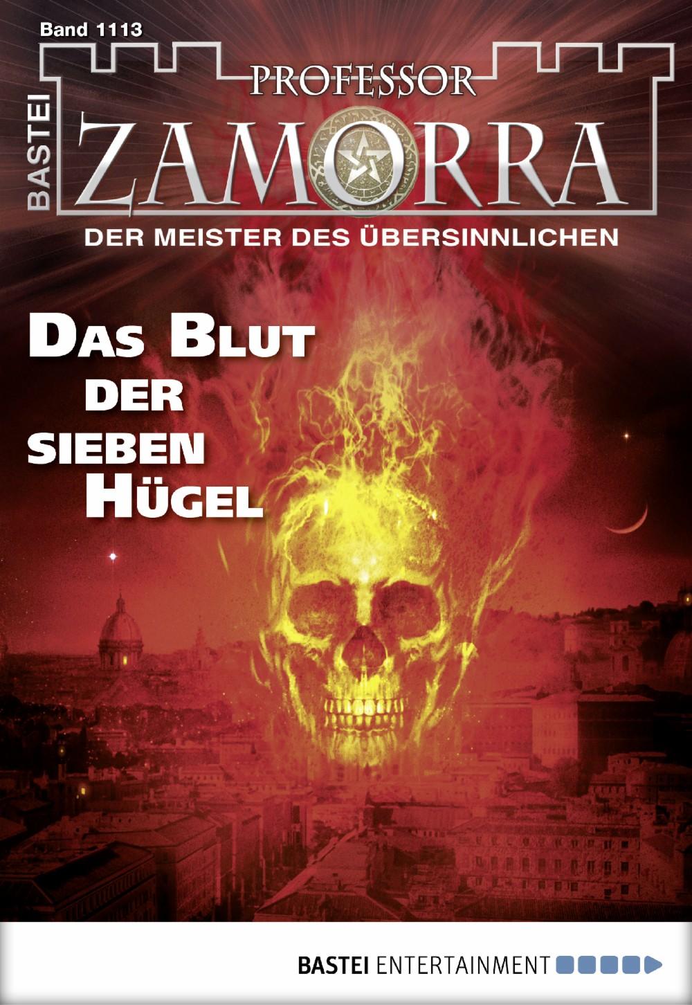Professor Zamorra - Folge 1113