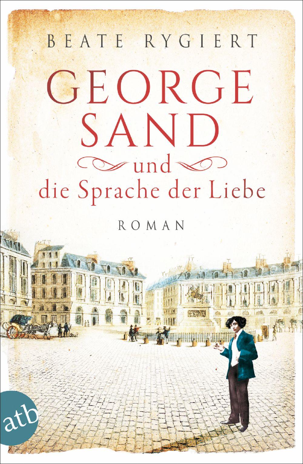 Geschenktipp Frau Buch - George Sand