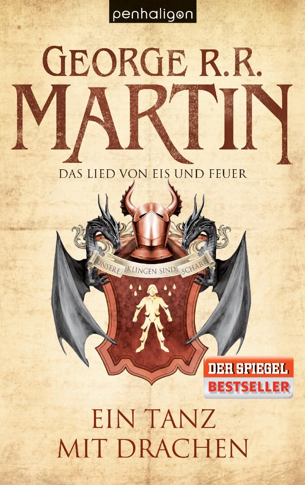 Das Lied von Eis und Feuer 10. Ein Tanz mit Drachen (George R. R. Martin)