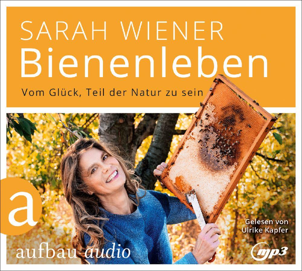 Geschenketipp Hörbuch Sarah Wiener - Bienenleben
